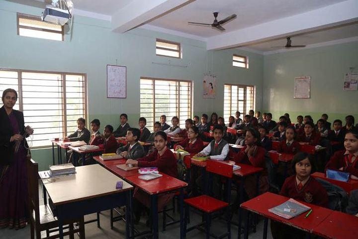 St Johns School-Class Room