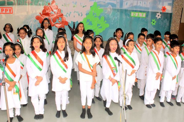St Johns School-Independence Day Celebrations