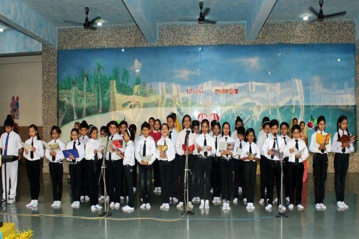 St Johns School-Singing