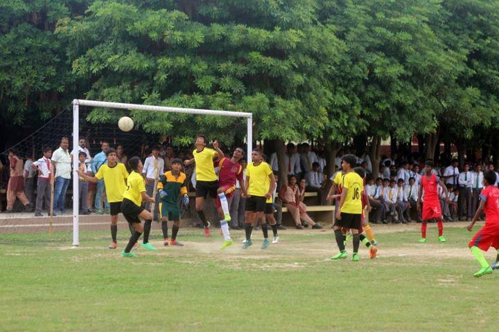 St Johns School-Sports Meet