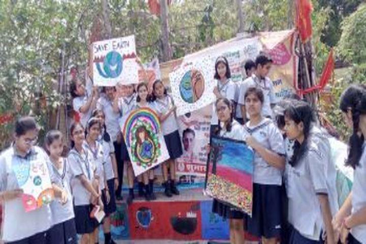 City Montessori Inter College-Awarness Campaign