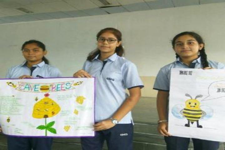 City Montessori Inter College-Bees Day