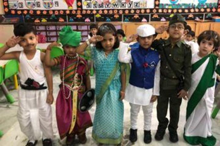 City Montessori Inter College-Fancy Dress
