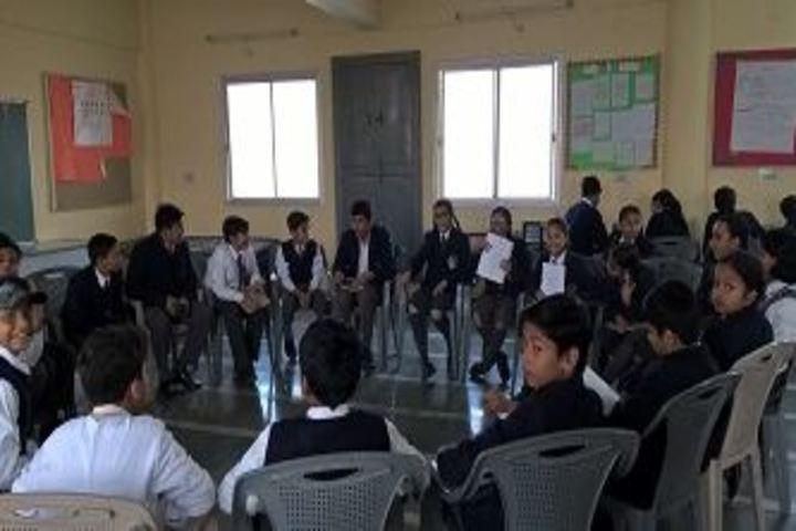 City Montessori Inter College-Interactive Sessions