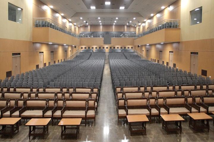 City Montessori Inter College-Auditorium