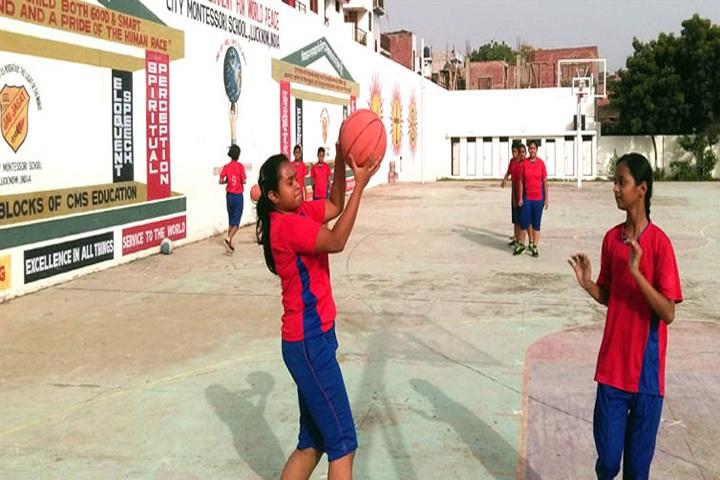 City Montessori Inter College-Games