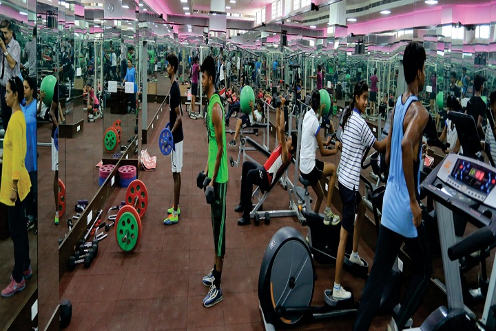 City Montessori Inter College-Gym