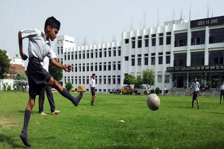City Montessori Inter College-Indoor Games