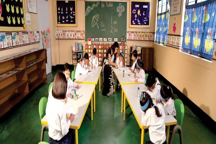City Montessori Inter College-Kids Class