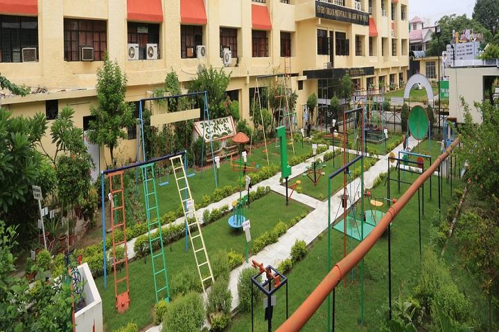 City Montessori Inter College-Kindergarden