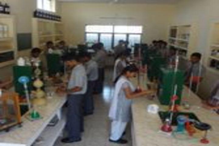 Sherwood Academy-Chemistry Lab