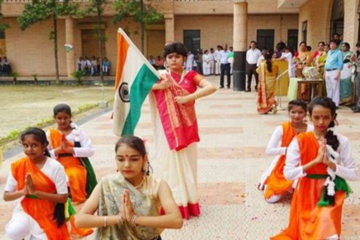 Sherwood Academy-Independence Day Celebrations