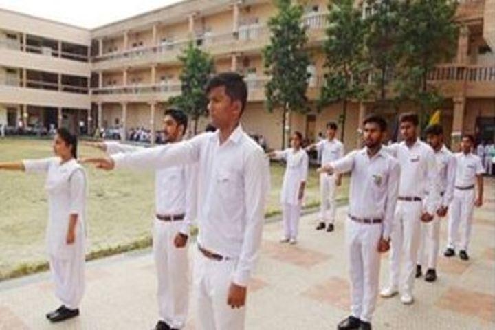 Sherwood Academy-Oath Taking Ceremony