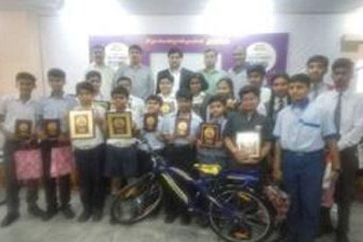 City Montessori Inter College-G K Quiz Winners