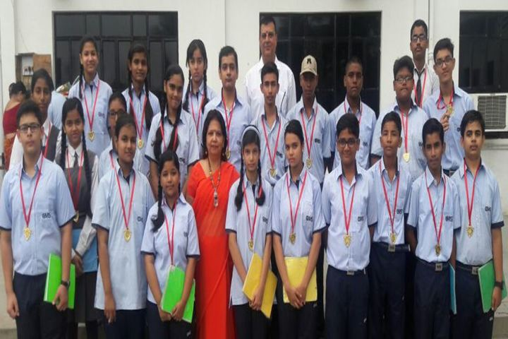 City Montessori Inter College-Gold Medal Winners-Natural