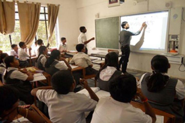 City Montessori Inter College-Smart Classes