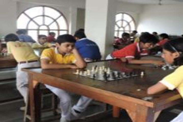 Dr Virendra Swarup Education Centre-Chess