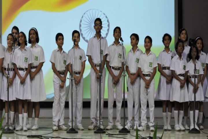 Dr Virendra Swarup Education Centre-Independence Day