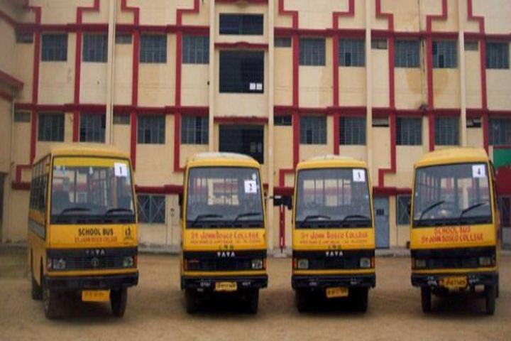 St. John Bosco College-Transport