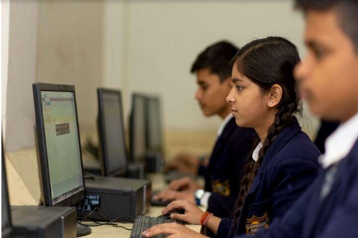 United Public School-Computer Lab
