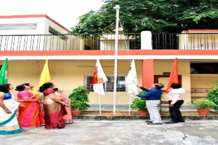 United Public School-Independence Day Celebrations