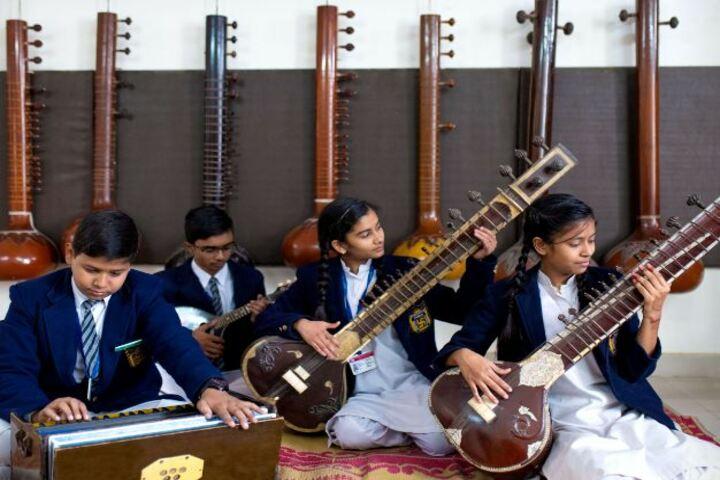 United Public School-Music