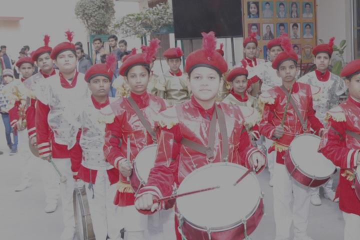 C P Vidya Niketan-Band Troop