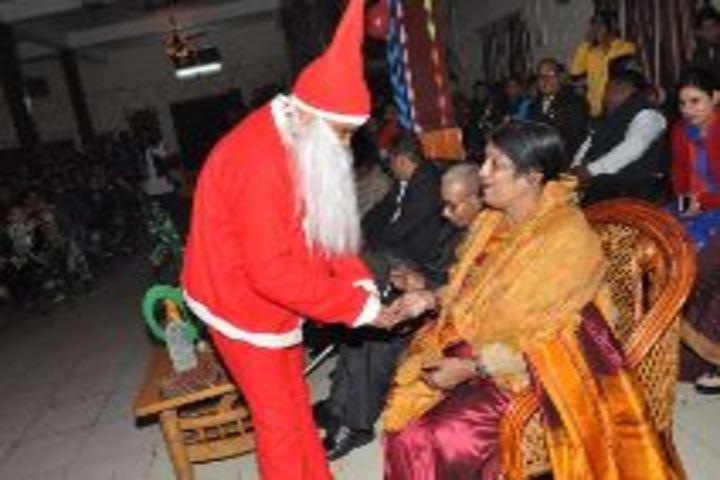C P Vidya Niketan-Christmas Celebrations