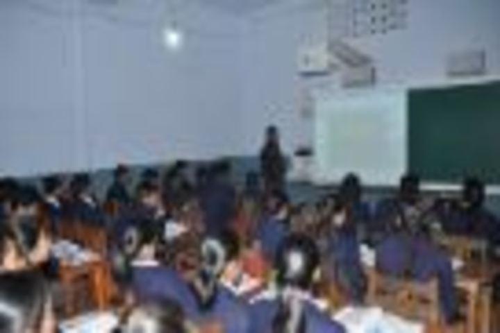 C P Vidya Niketan-Class Room