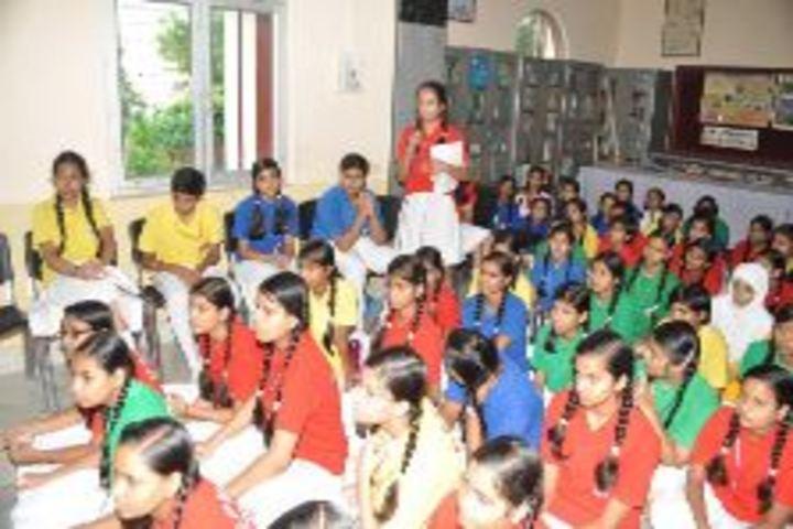 C P Vidya Niketan-Debate