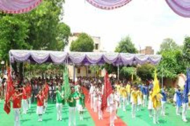 C P Vidya Niketan-Investiture Ceremony