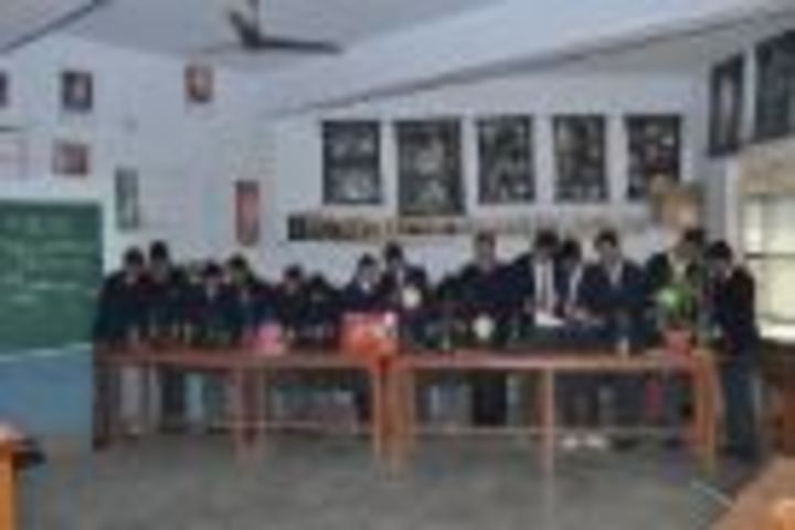C P Vidya Niketan-Science Lab
