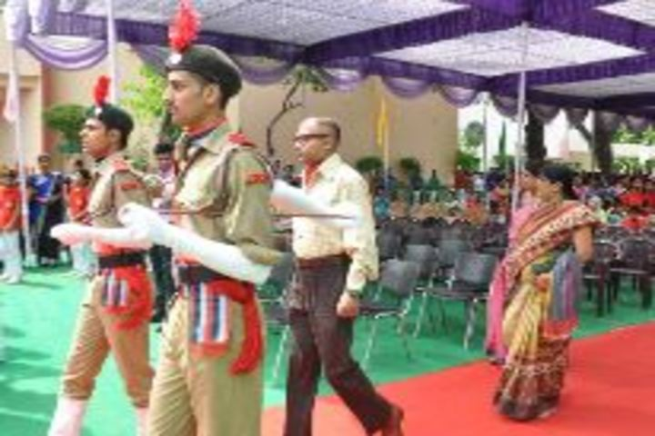 C P Vidya Niketan-Scouts and Guides
