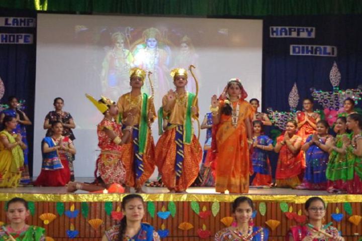 St Marys Convent School-Celebration