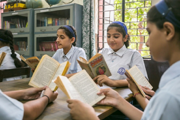 St Marys Convent School-Library