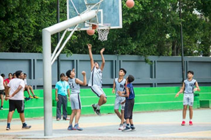 St Marys Convent School-Sports Basketball