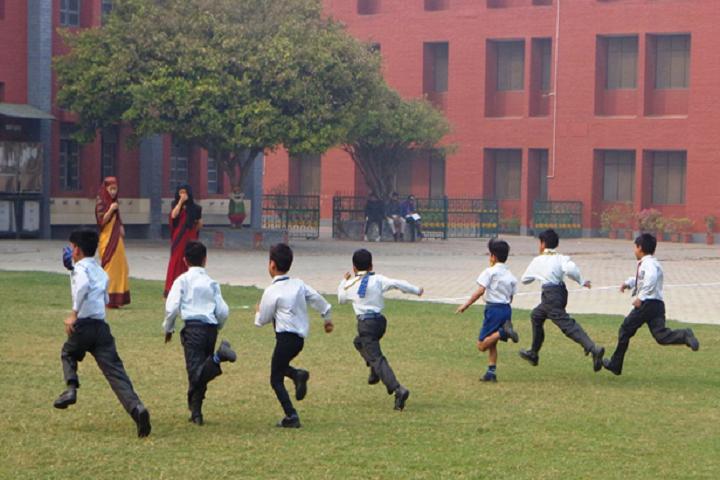 St Marys Convent School-Sports Running