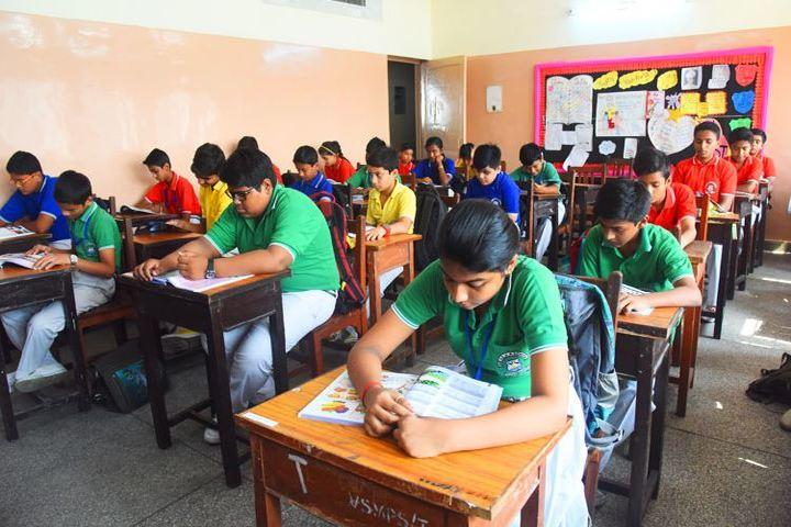 Dr. Virendra Swarup Memorial Public School-Class Room