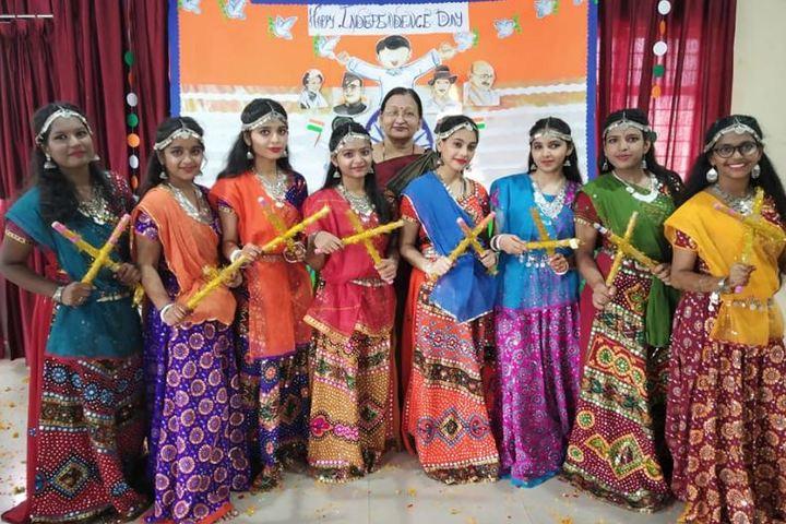 Dr. Virendra Swarup Memorial Public School-Dance