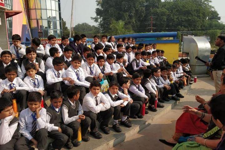 Dr. Virendra Swarup Memorial Public School-Educational Tour