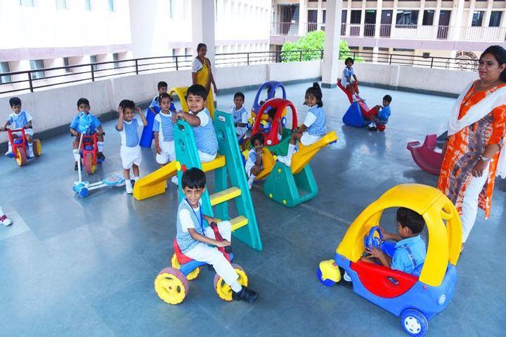 Dr. Virendra Swarup Memorial Public School-Play Time