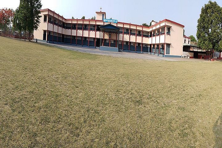 Don Bosco High School-Campus-View