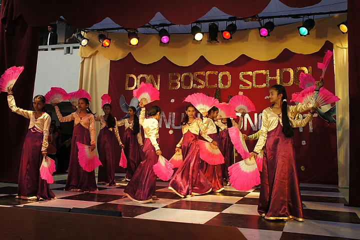 Don Bosco High School-Events