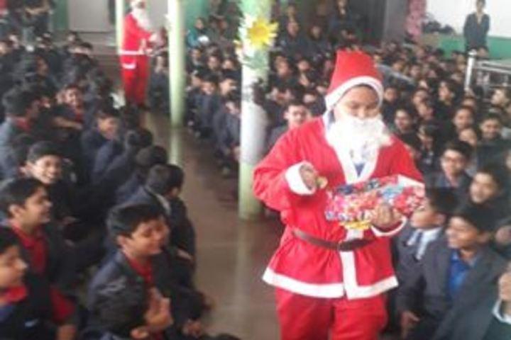 City Montessori School-Christmas Celebrations