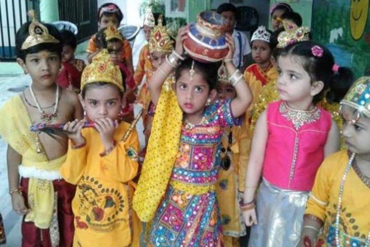 City Montessori School-Festival Celebrations