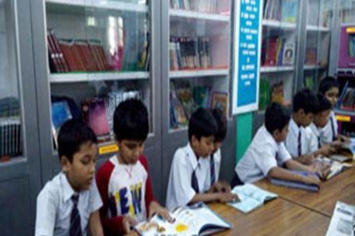 City Montessori School-Library
