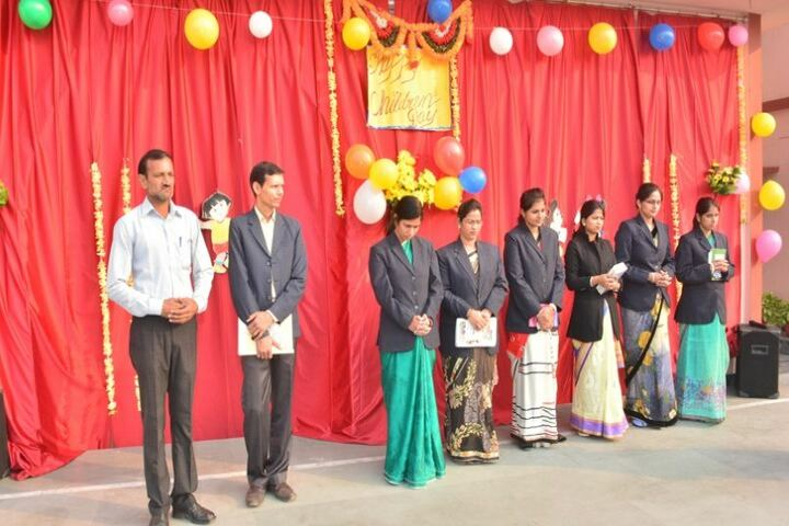 Christu Jyoti Convent School-Childrens Day Celebrations
