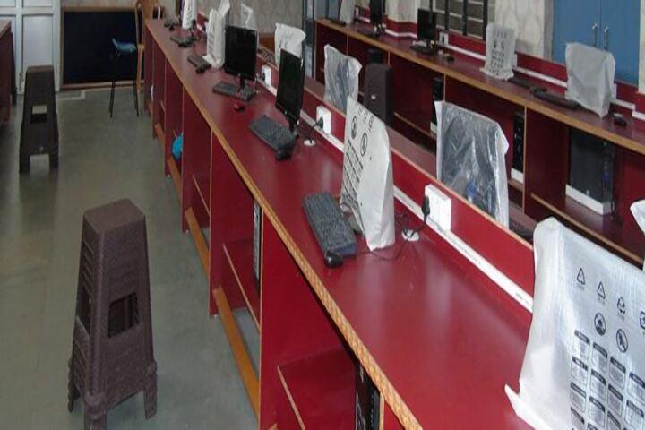 Christu Jyoti Convent School-Computer Lab