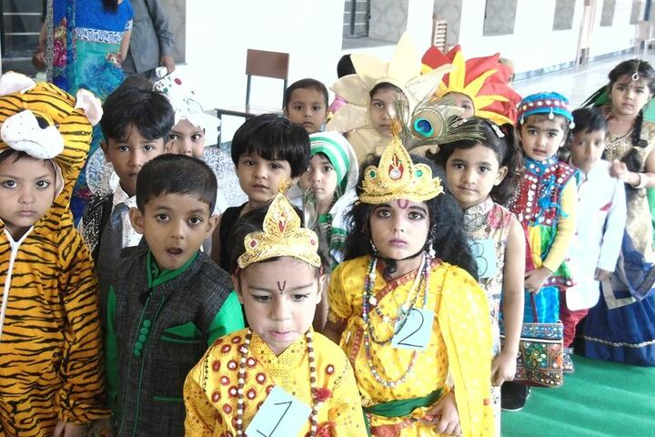 Christu Jyoti Convent School-Fancy Dress