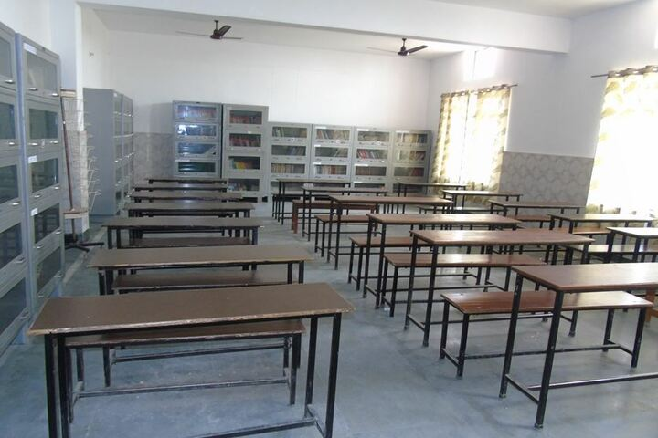 Christu Jyoti Convent School-Library